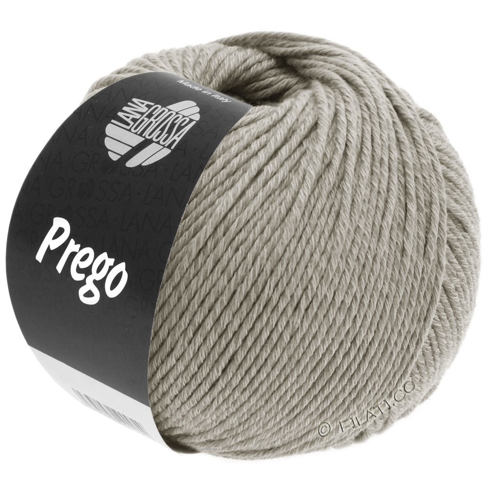 Lana Grossa PREGO | 20-бежево-коричневый