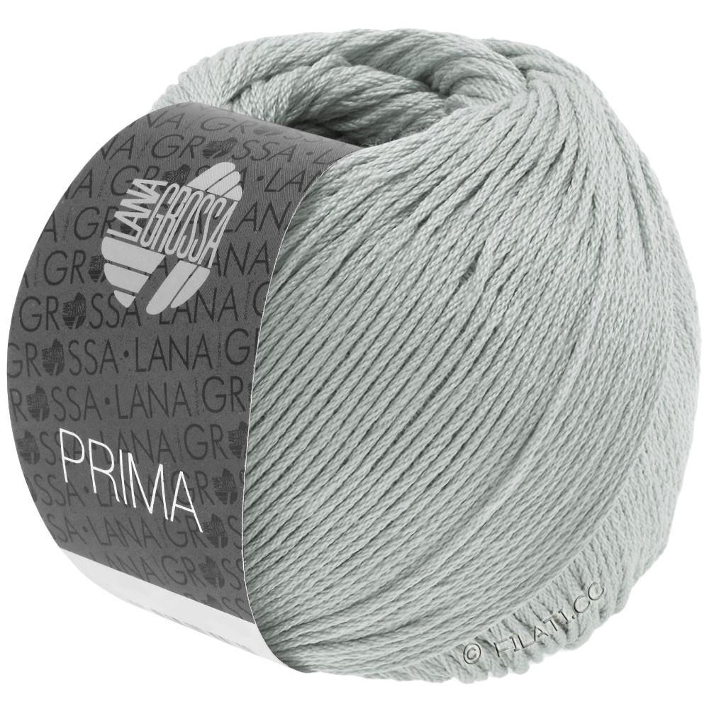 Lana Grossa PRIMA | 07-светло-серый