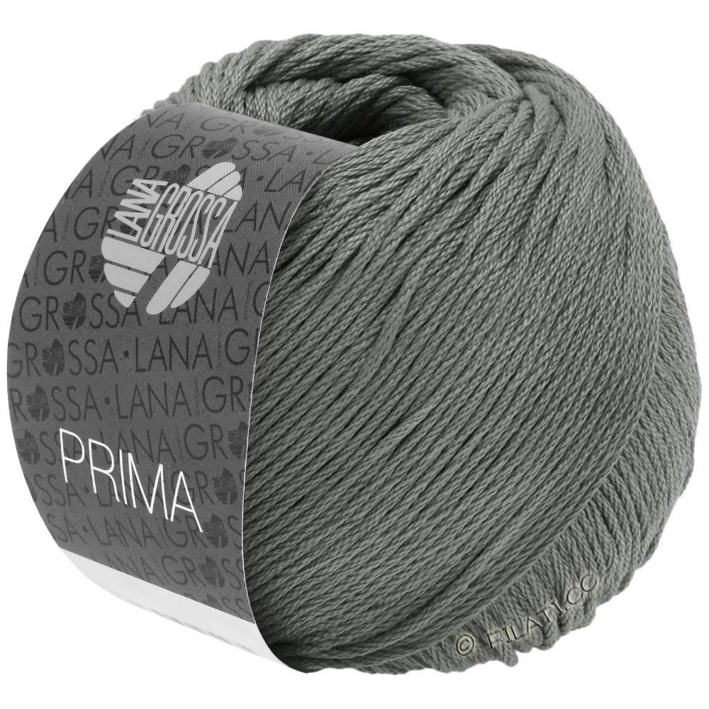 Lana Grossa PRIMA | 08-тёмно-серый