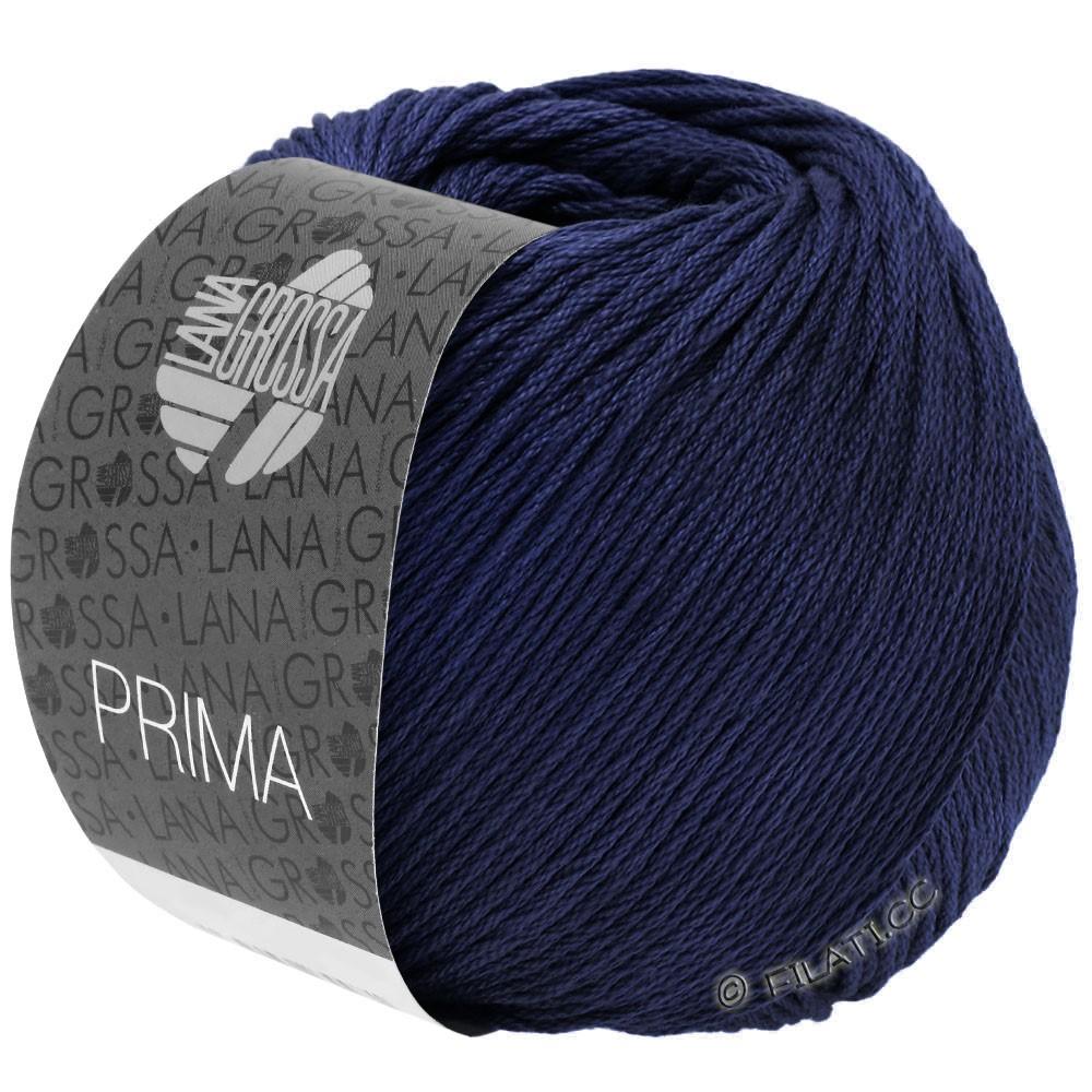 Lana Grossa PRIMA | 16-тёмно-синий