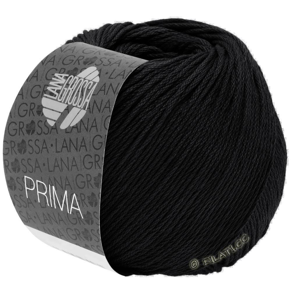 Lana Grossa PRIMA | 23-чёрный