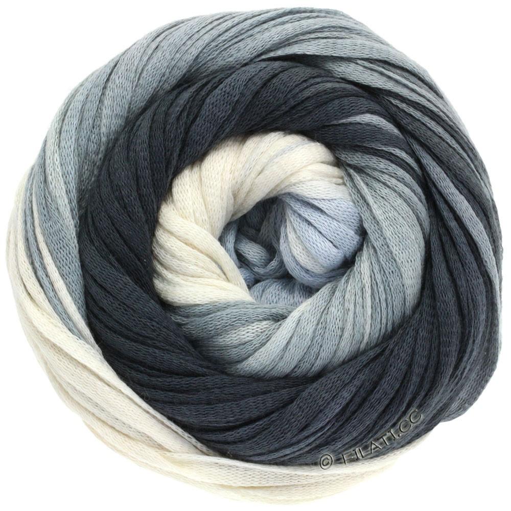 Lana Grossa PRIMAVERA | 119-светло-серый/платинно-серый/антрацитовый/чёрный