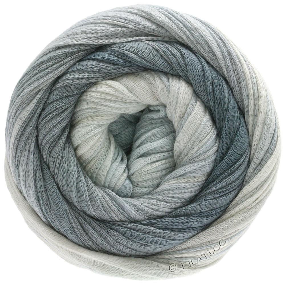Lana Grossa PRIMAVERA | 205-серо-белый/серебристо-серый/серый