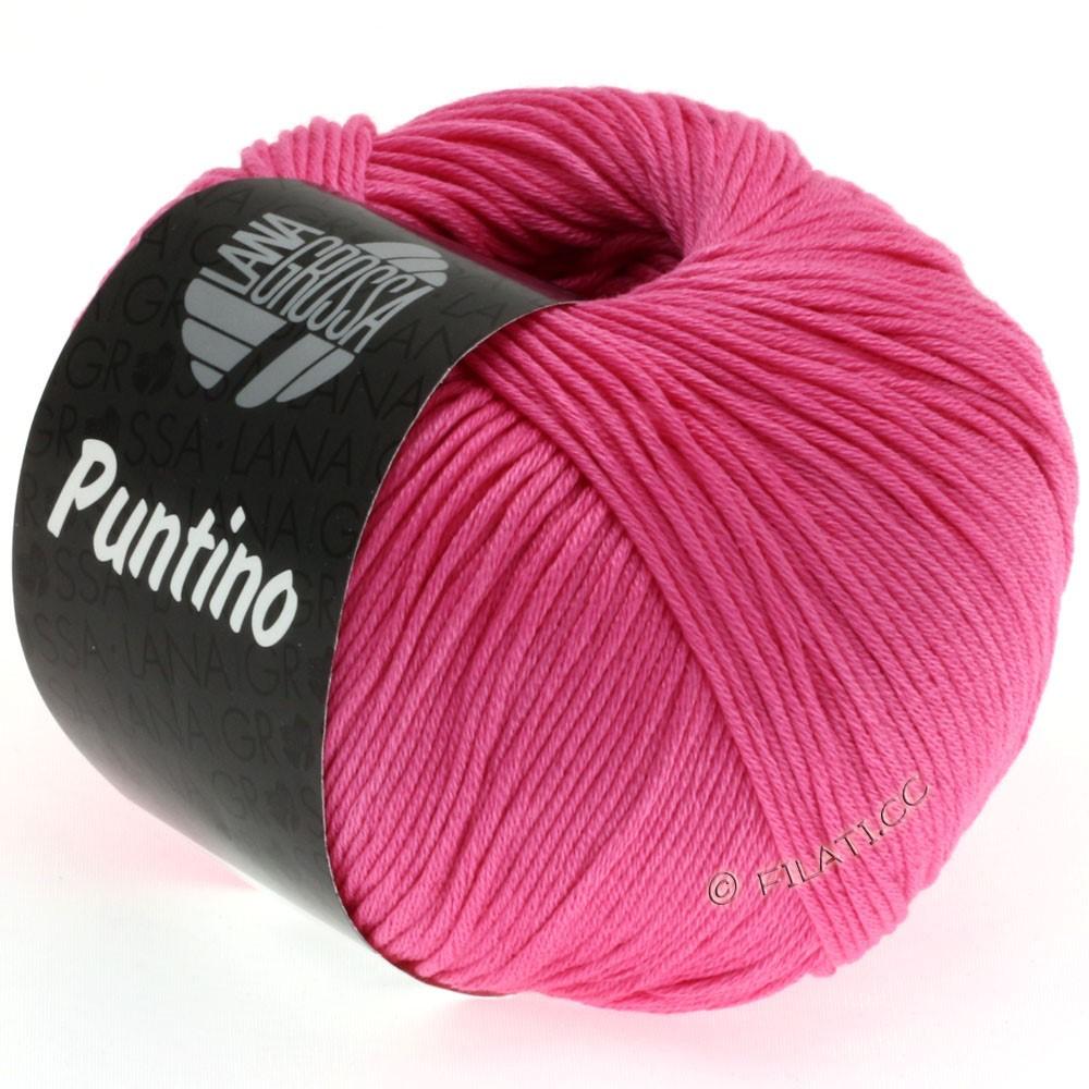 Lana Grossa PUNTINO | 16-розово красный