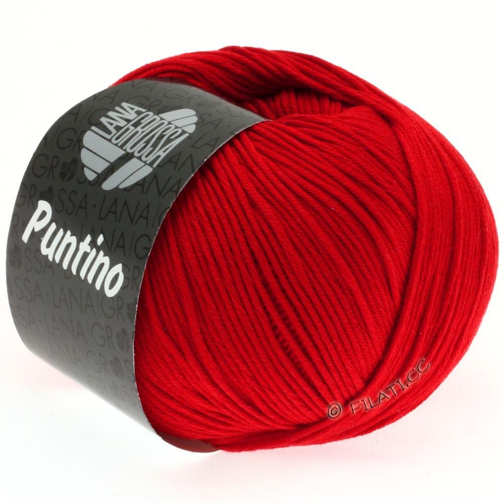 Lana Grossa PUNTINO | 20-тёмно-красный