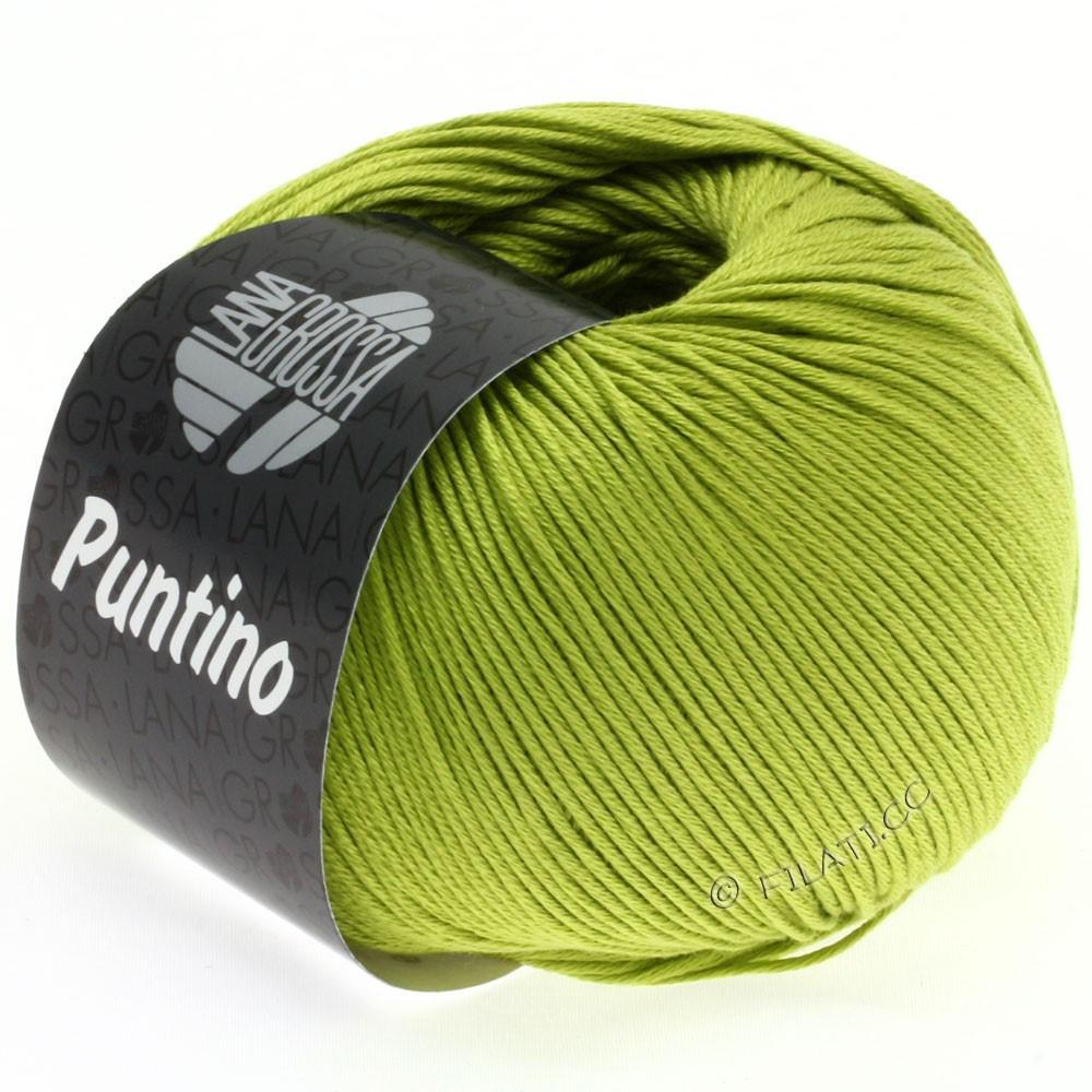 Lana Grossa PUNTINO | 32-жёлто-зеленый