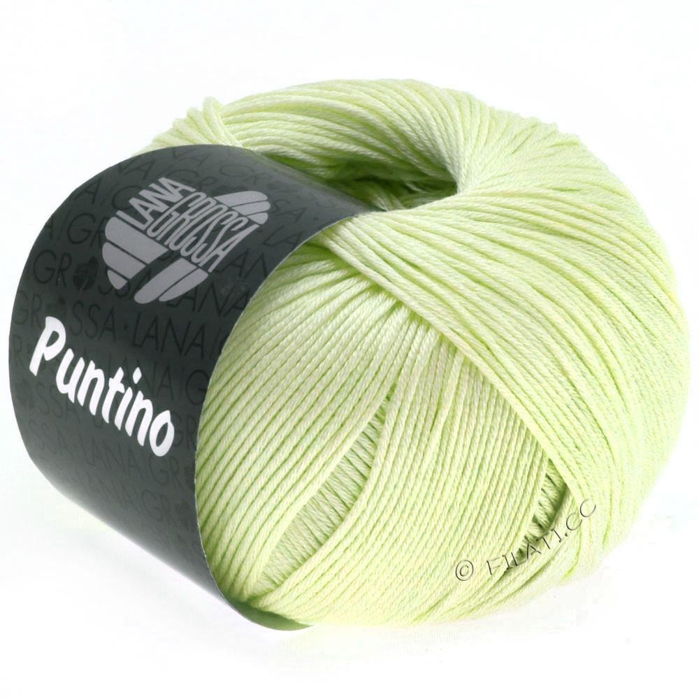Lana Grossa PUNTINO | 37-мягко-зеленый