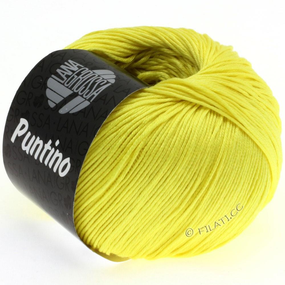 Lana Grossa PUNTINO   39-жёлтый