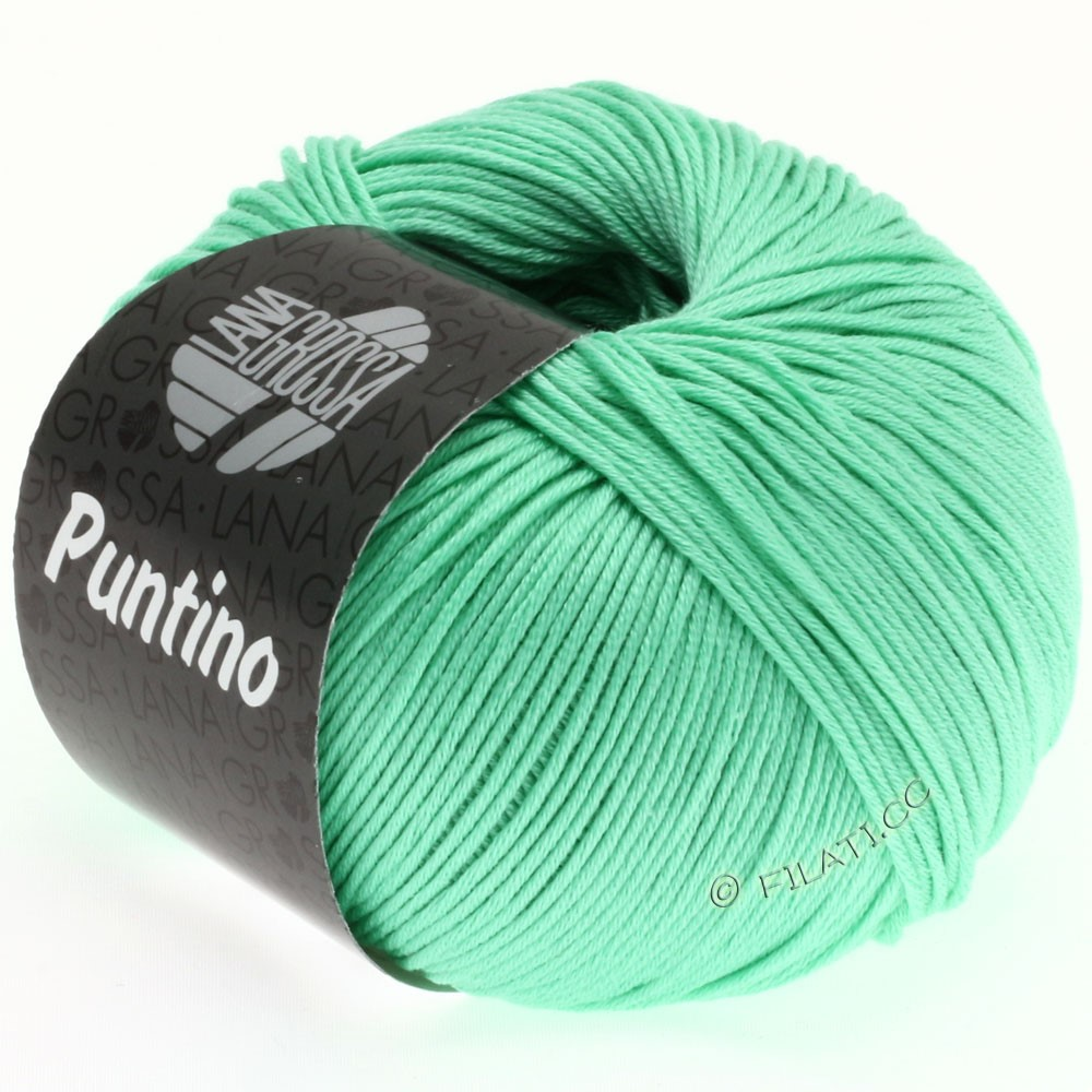 Lana Grossa PUNTINO | 41-светлый изумруд