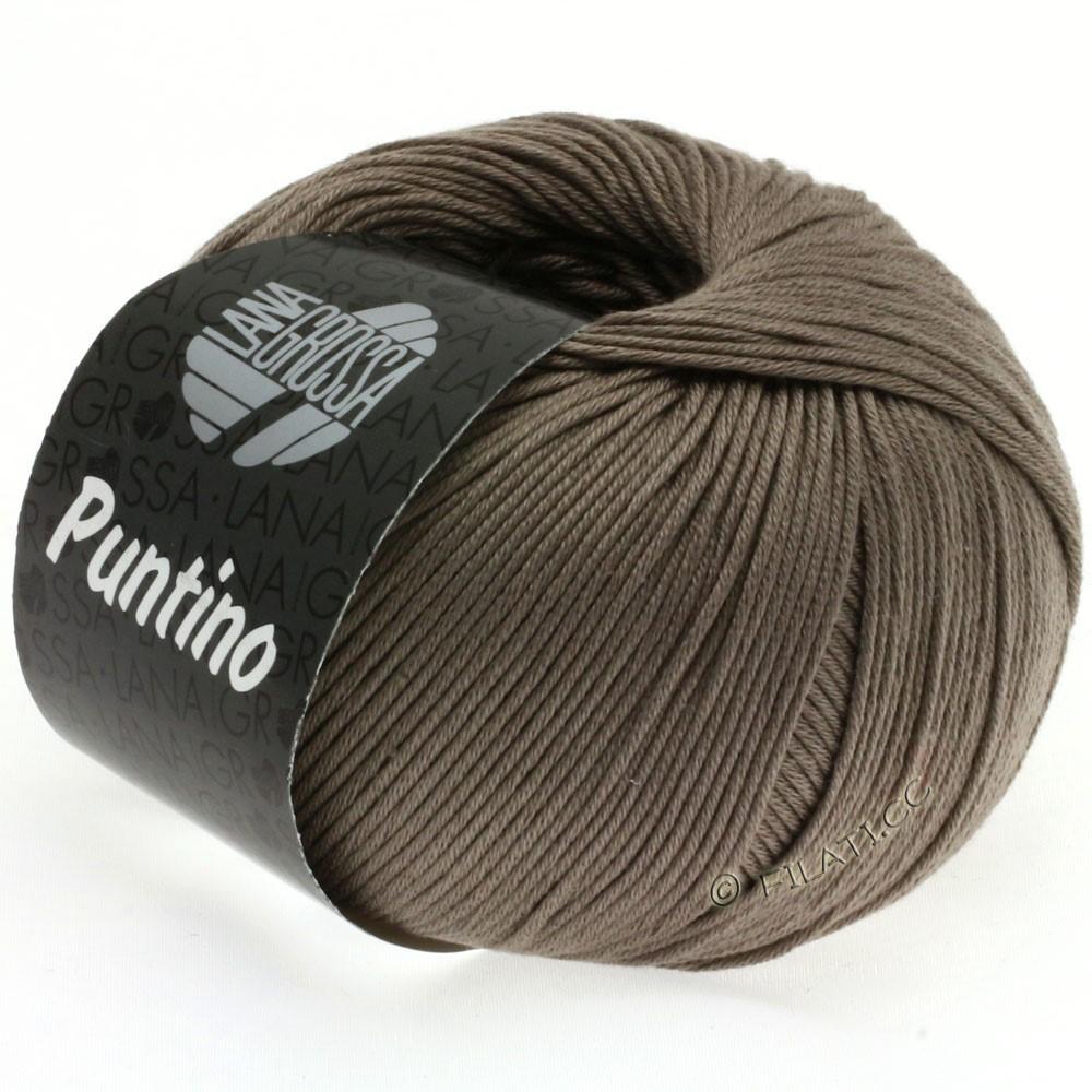 Lana Grossa PUNTINO | 42-серо-коричневый