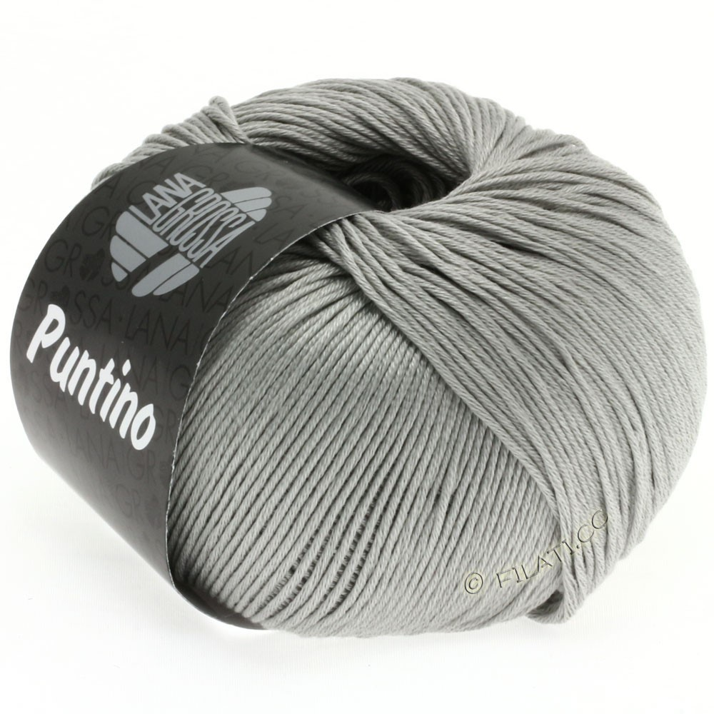 Lana Grossa PUNTINO | 60-светло-серый