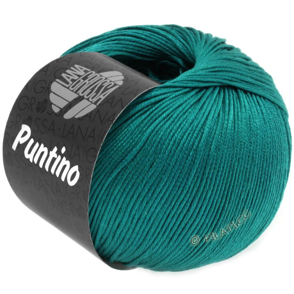 Lana Grossa PUNTINO | 63-зеленый опал