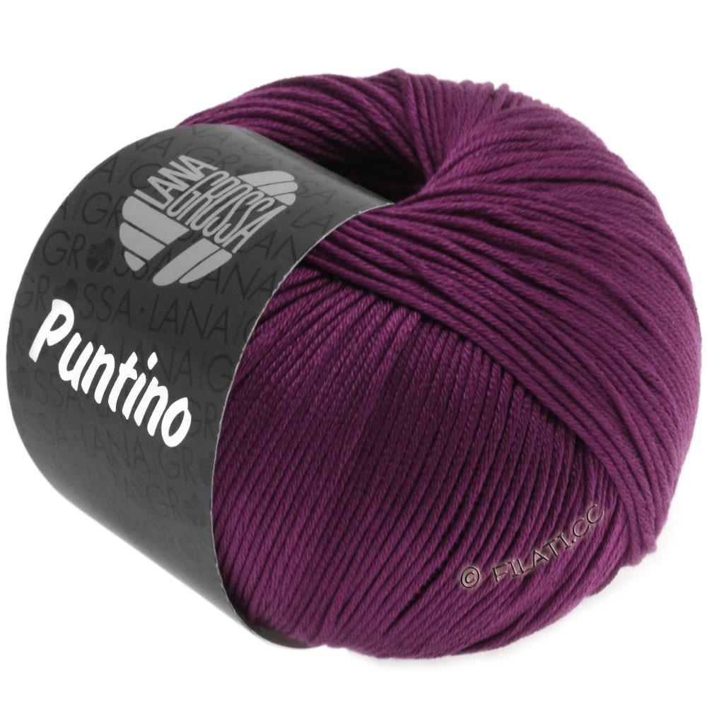 Lana Grossa PUNTINO | 64-тёмно-фиолетовый