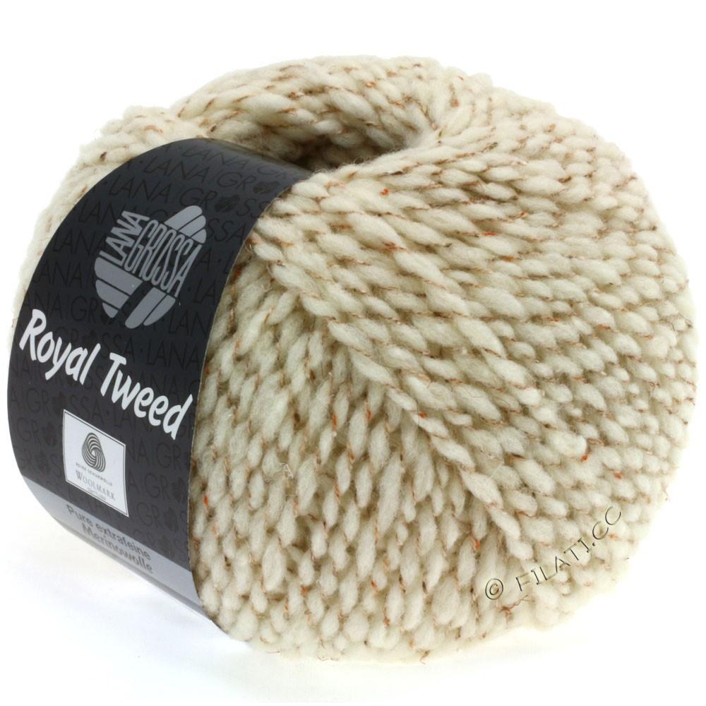 Lana Grossa ROYAL TWEED (королевский твид) | 29-натуральный меланжевый