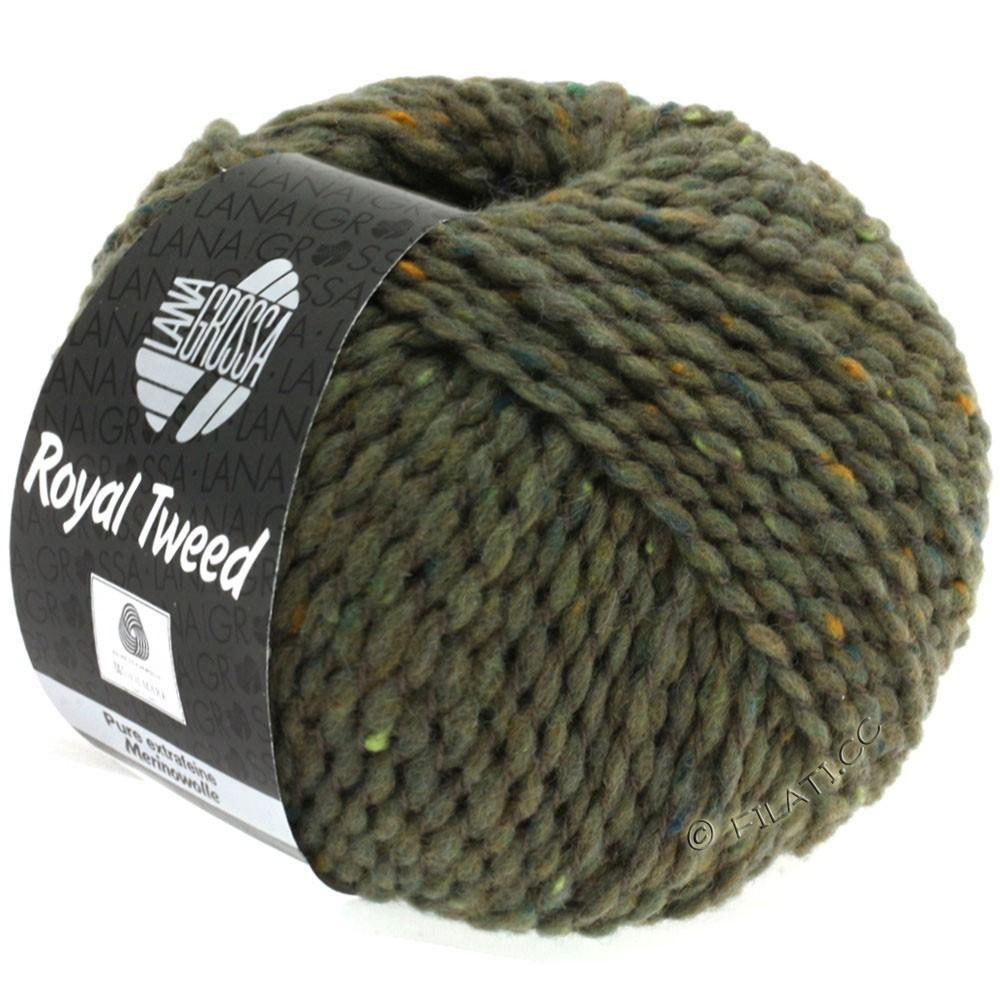 Lana Grossa ROYAL TWEED (королевский твид) | 84-грязь меланжевый