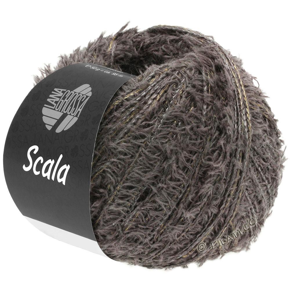 Lana Grossa SCALA | 03-серо-коричневый