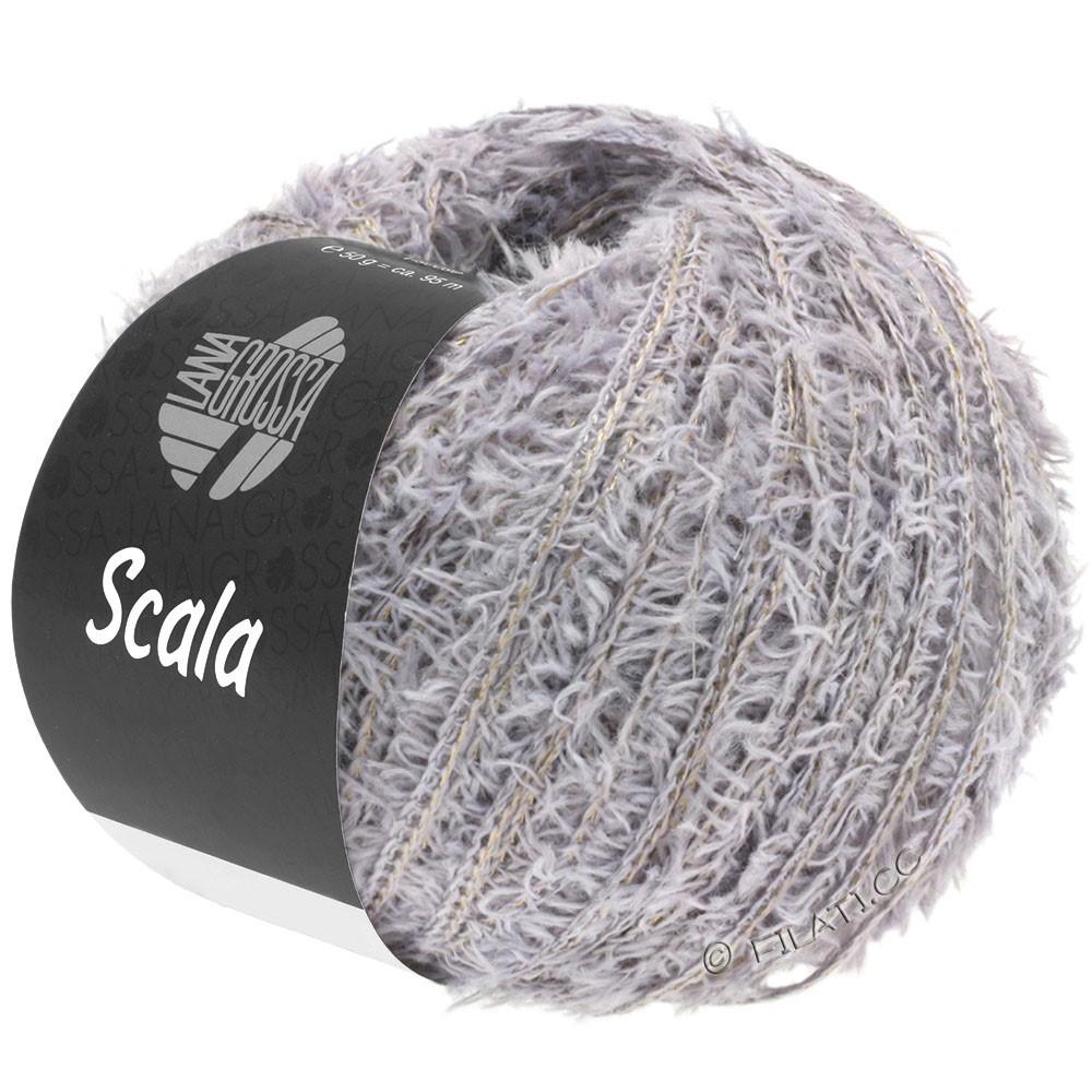 Lana Grossa SCALA | 09-бледно-фиолетовый