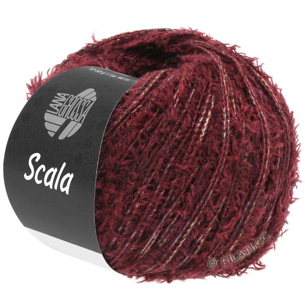 Lana Grossa SCALA | 11-красное вино