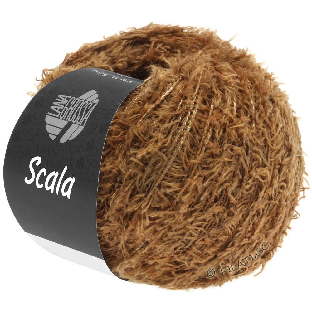 Lana Grossa SCALA | 18-коричневая охра