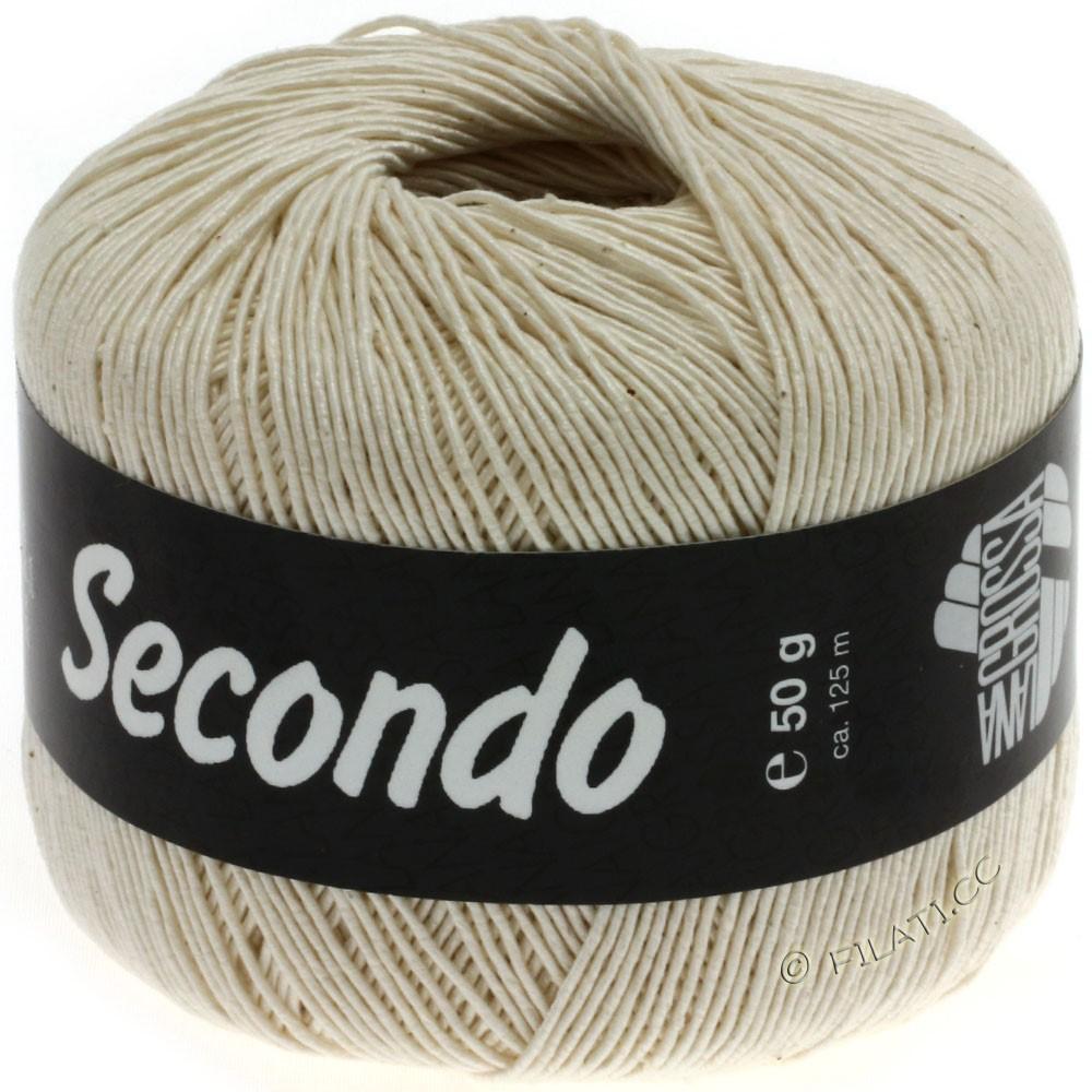 Lana Grossa SECONDO | 07-цвет слоновой кости