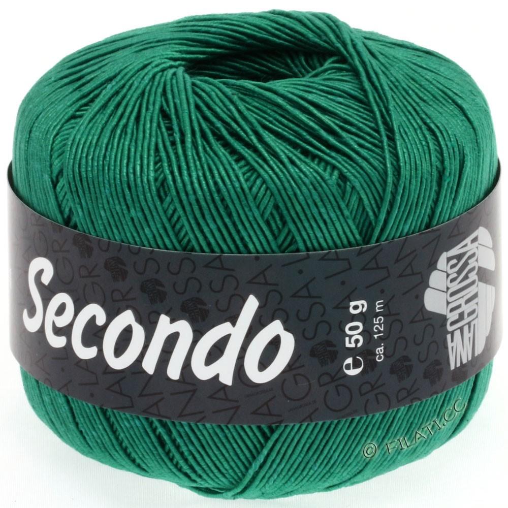 Lana Grossa SECONDO   43-изумрудный