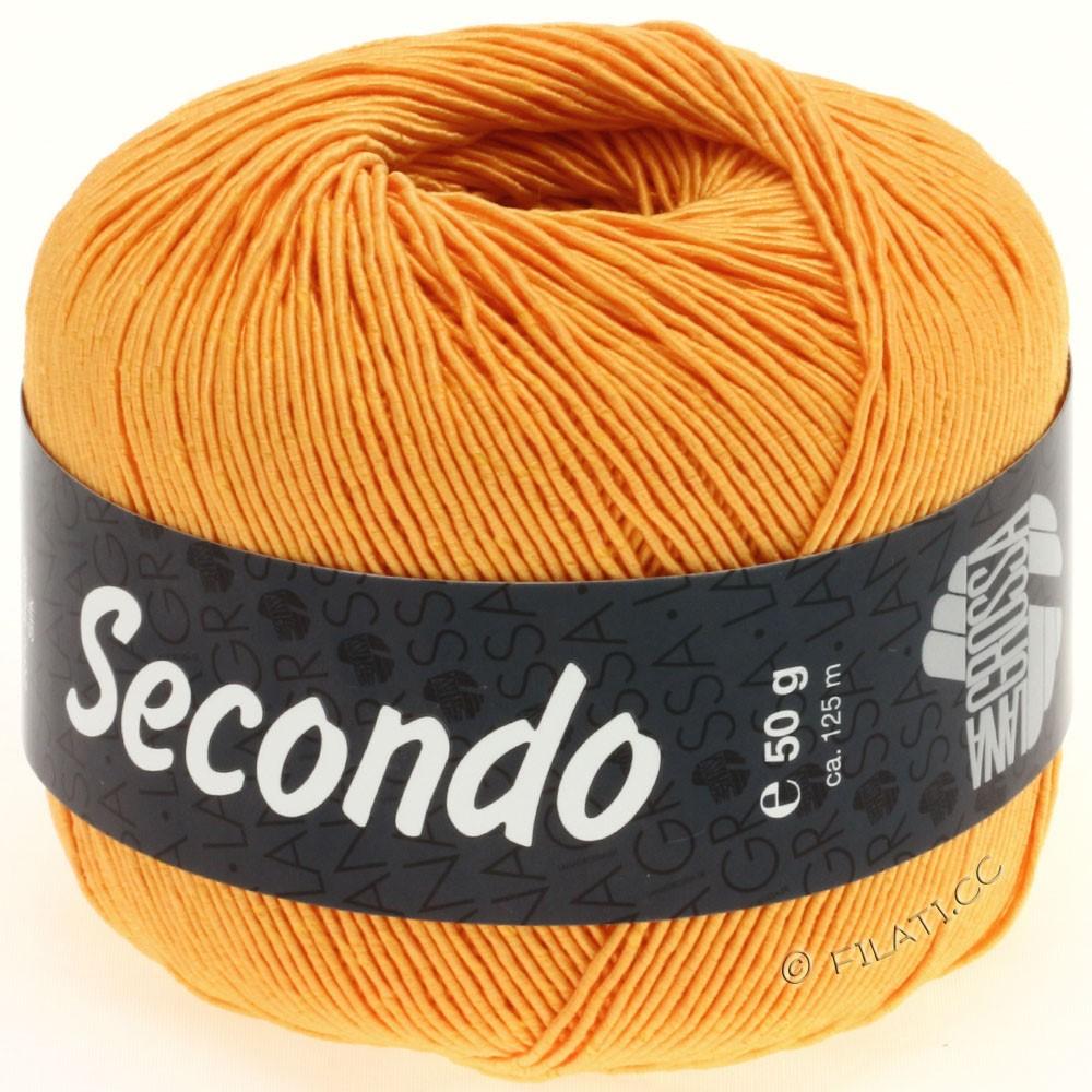 Lana Grossa SECONDO | 57-оранжевый