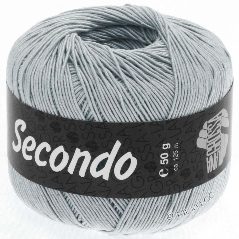 Lana Grossa SECONDO | 61-светло-серый