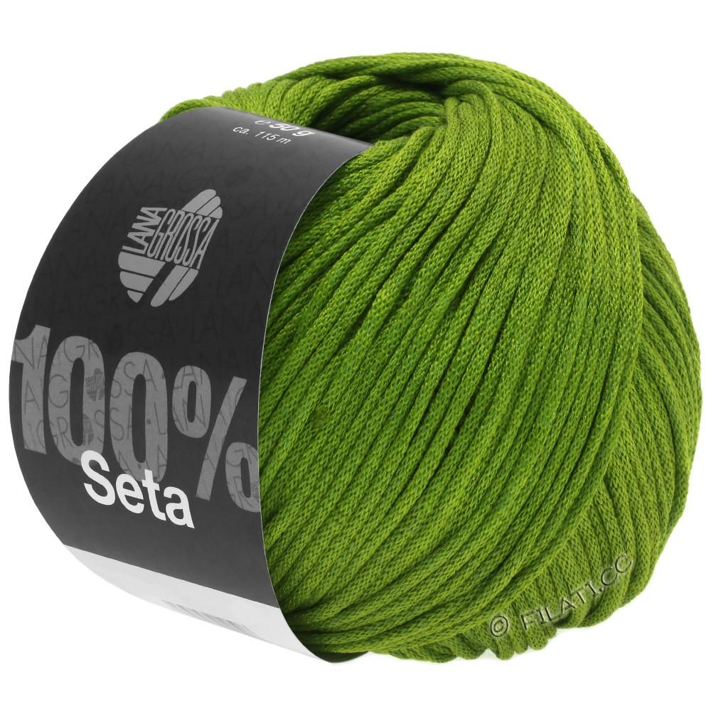 Lana Grossa SETA | 11-зеленый