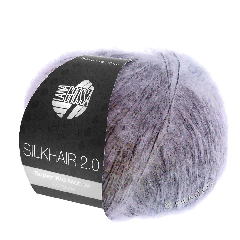 Lana Grossa SILKHAIR 2.0 | 09-розовый
