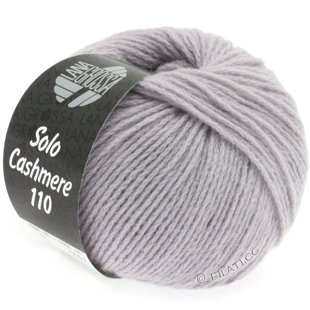 Lana Grossa SOLO CASHMERE 110   134-мягко-фиолетовый