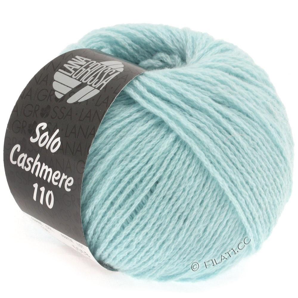 Lana Grossa SOLO CASHMERE 110   136-светло-голубой