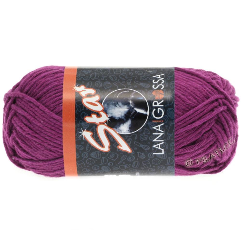 Lana Grossa STAR | 49-тёмно-фиолетовый