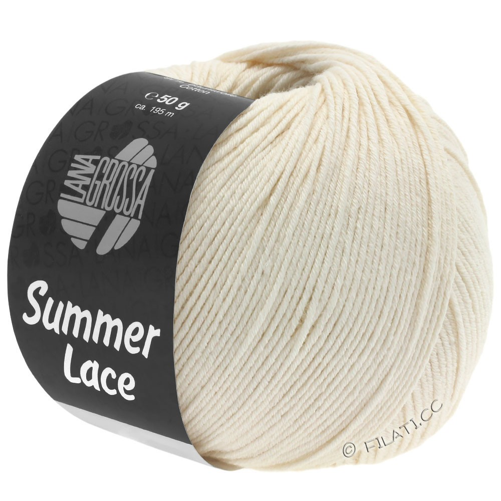 Lana Grossa SUMMER LACE | 02-крем