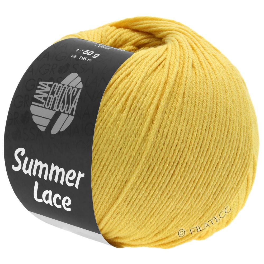 Lana Grossa SUMMER LACE | 09-желтый