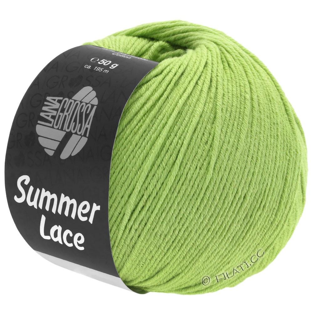 Lana Grossa SUMMER LACE | 10-светло-зеленый