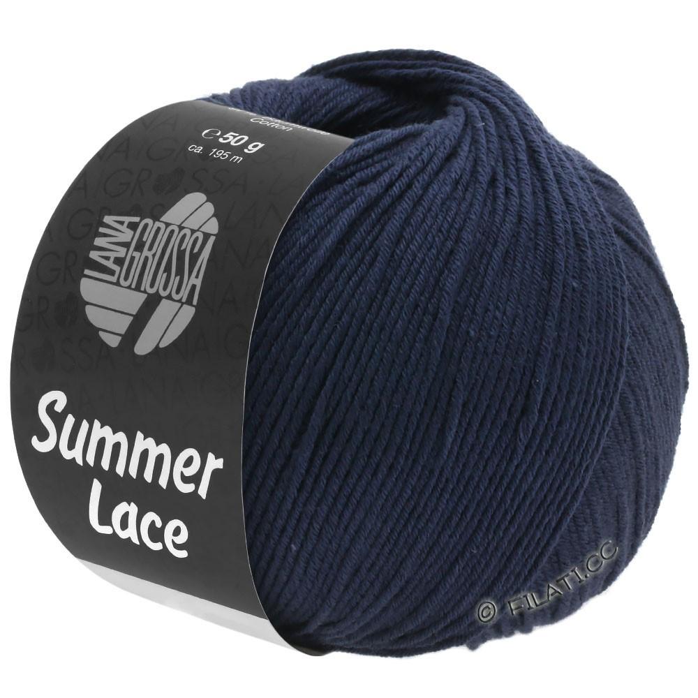 Lana Grossa SUMMER LACE | 15-синий, как ночь