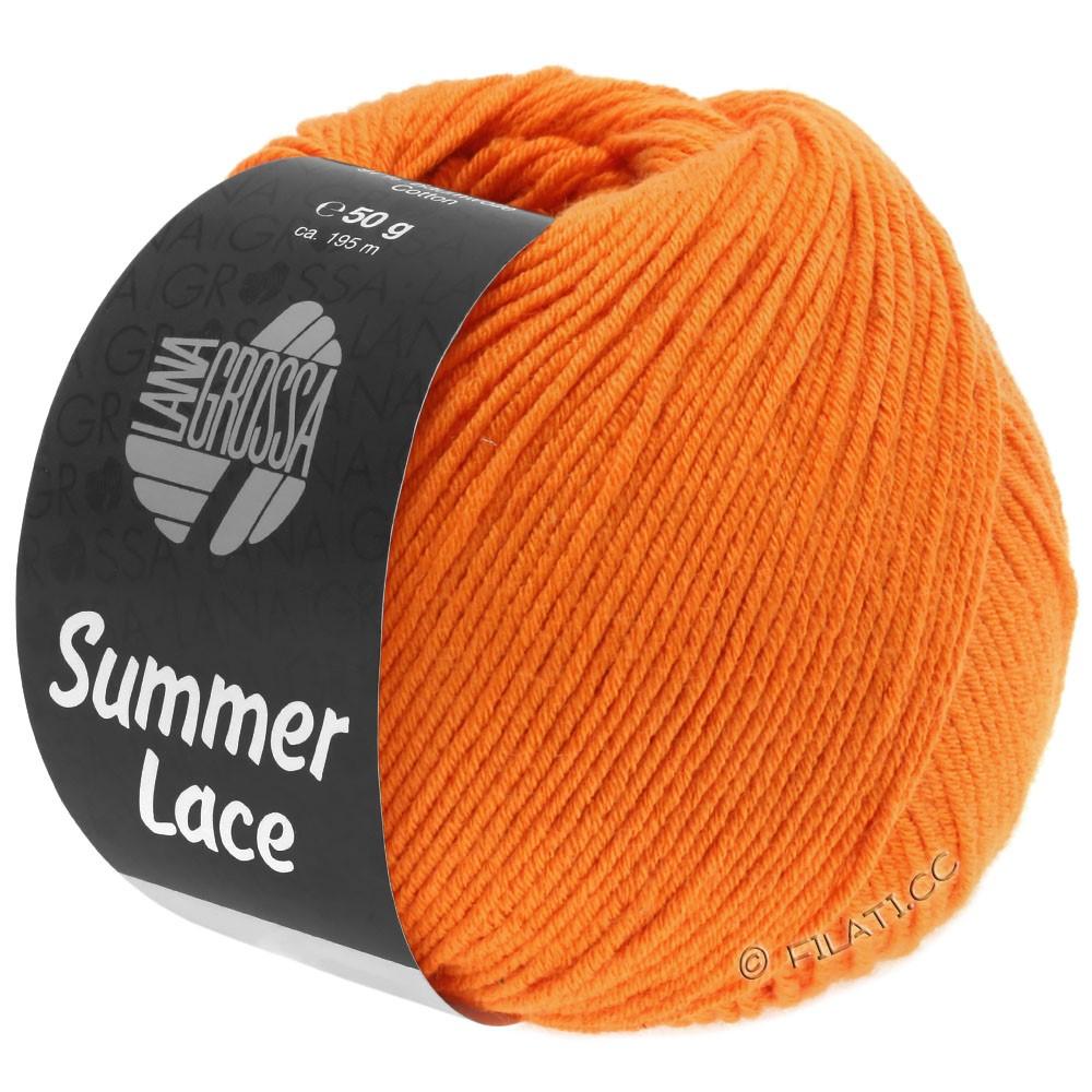 Lana Grossa SUMMER LACE   17-оранжевый
