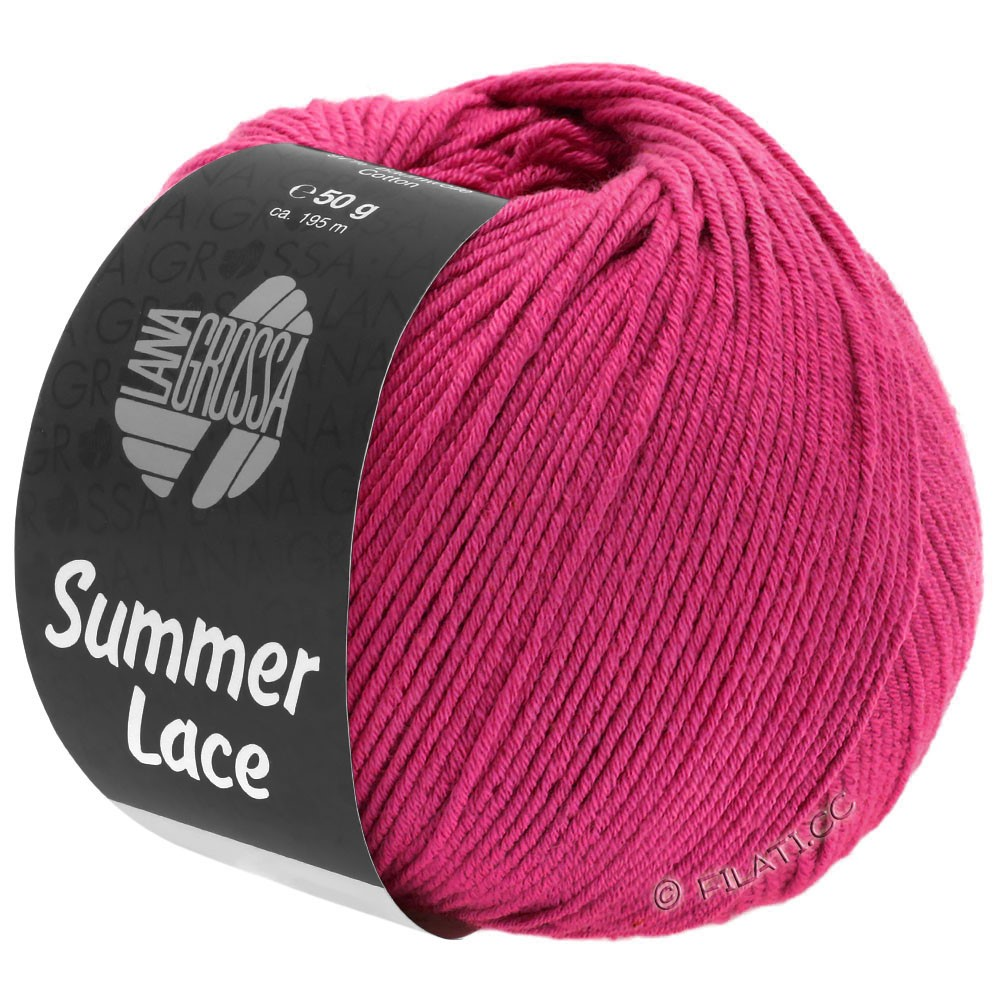 Lana Grossa SUMMER LACE | 18-пинк