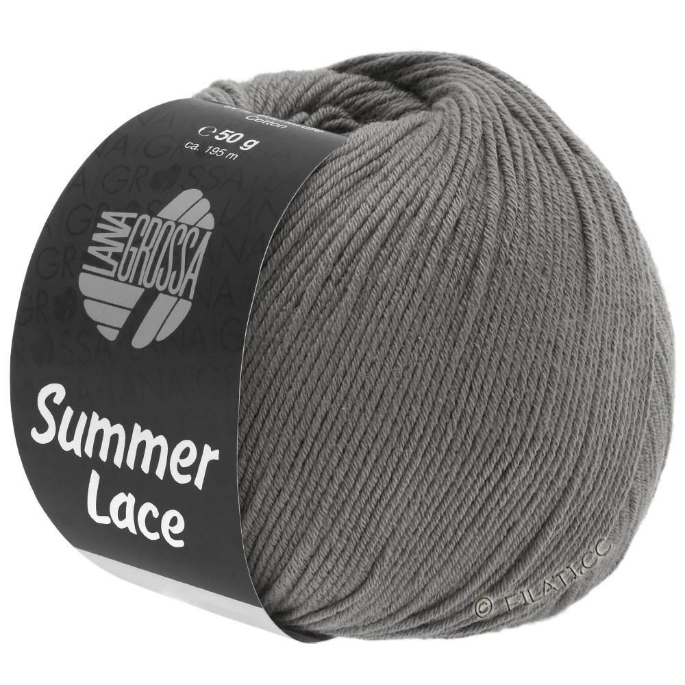 Lana Grossa SUMMER LACE   19-тёмно-серый