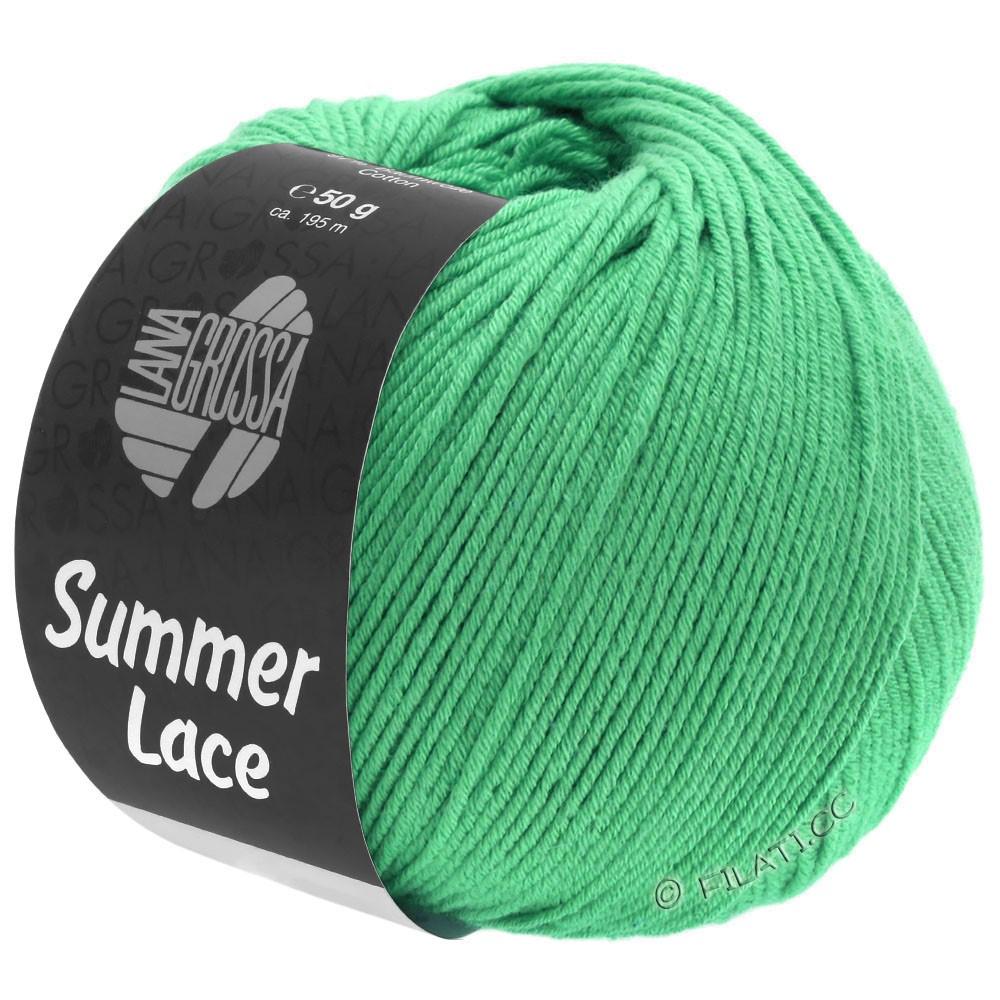 Lana Grossa SUMMER LACE   22-изумрудный