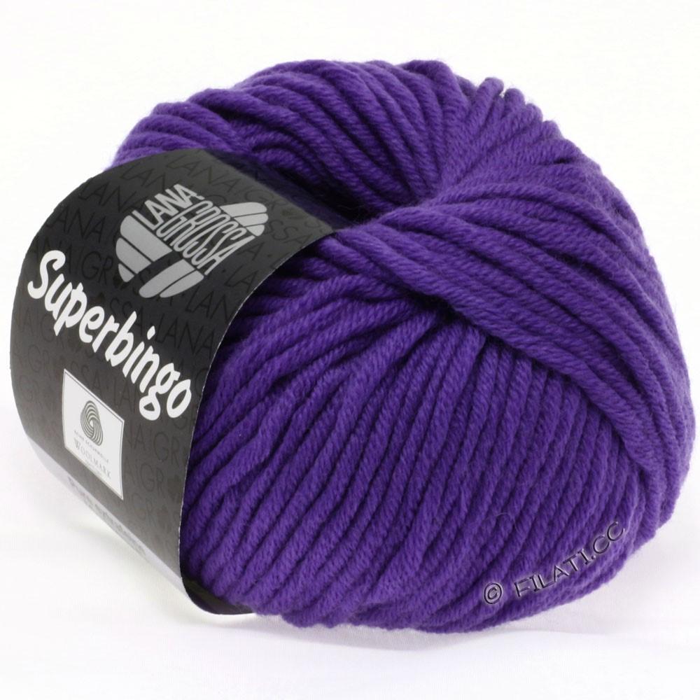 Lana Grossa SUPERBINGO | 031-сине-фиолетовый