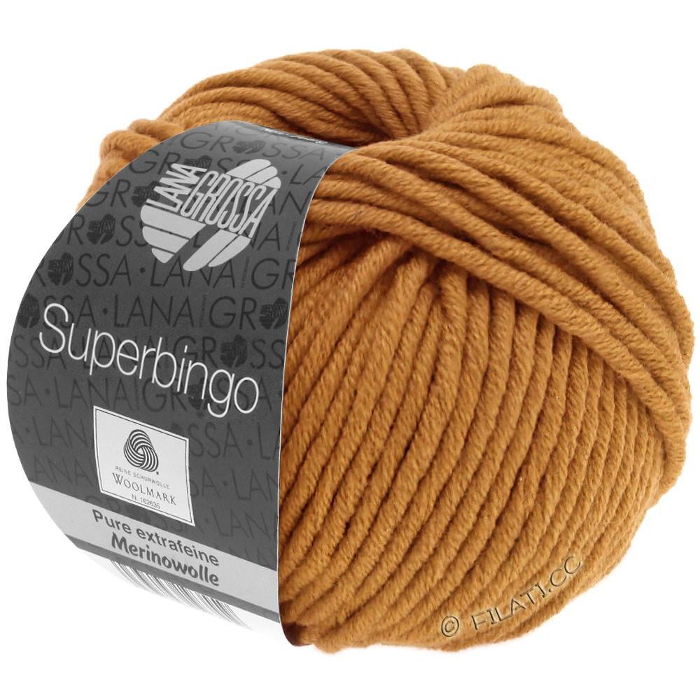 Lana Grossa SUPERBINGO | 071-светло коричневый