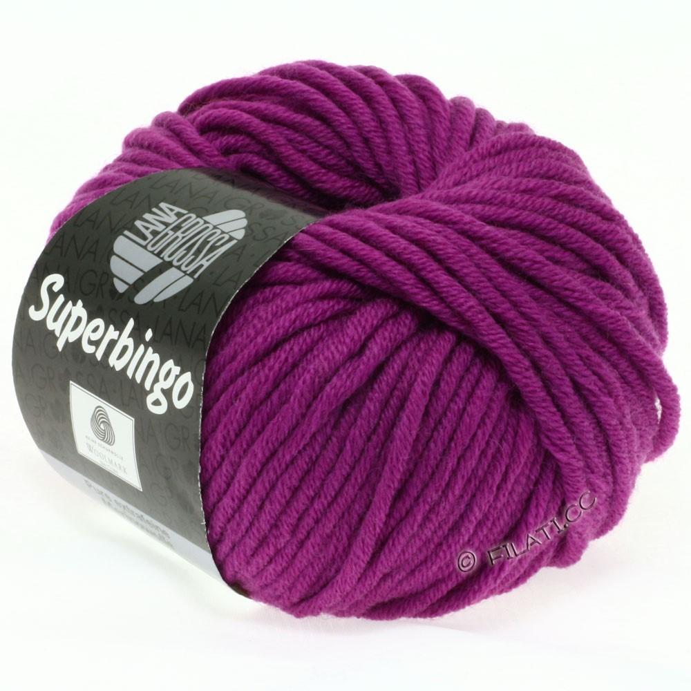 Lana Grossa SUPERBINGO | 305-фиолетовый неон