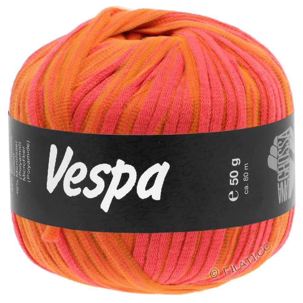 Lana Grossa VESPA | 010-коралловый/оранжевый