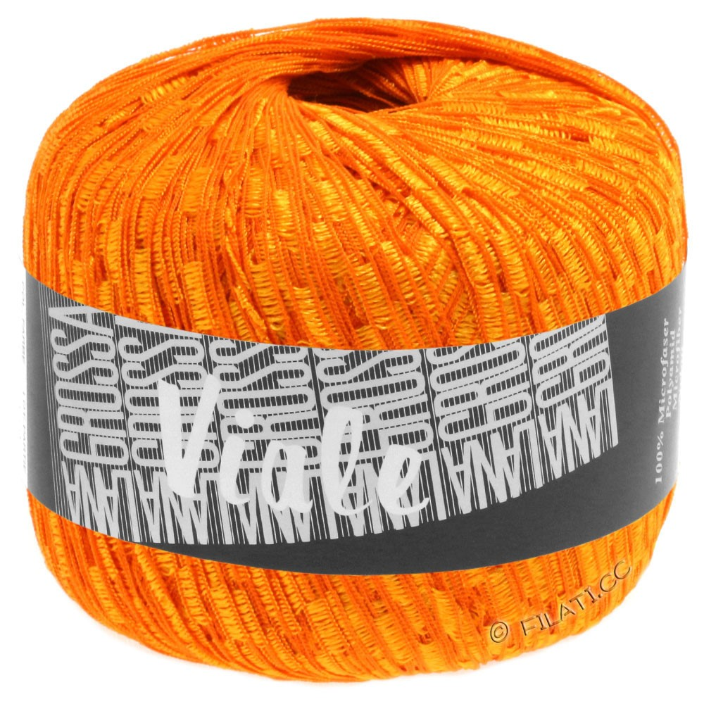Lana Grossa VIALE | 07-оранжевый