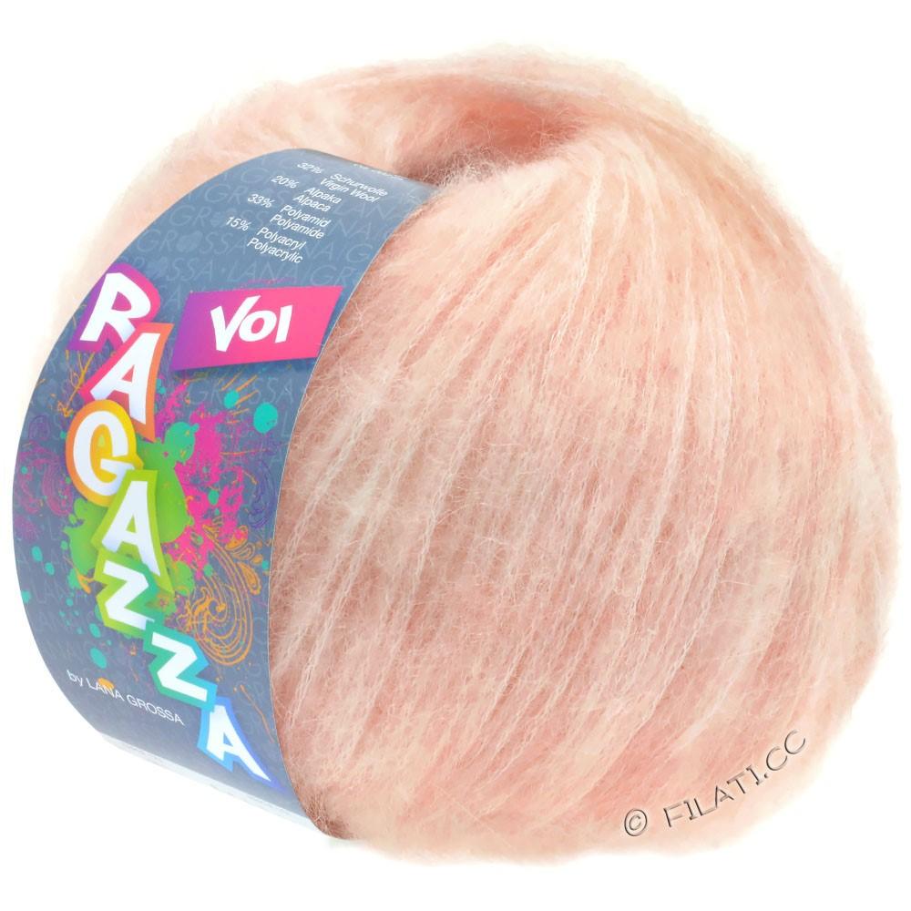 Lana Grossa VOI (Ragazza) | 08-мягко-розовый меланжевый
