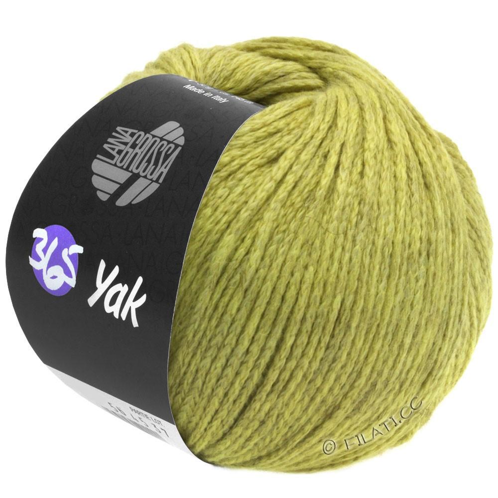 Lana Grossa 365 YAK | 05-зеленовато-бежевый/светло-серый