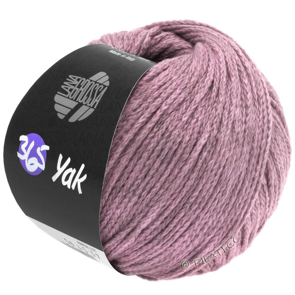 Lana Grossa 365 YAK | 07-мягко-розовый/серый