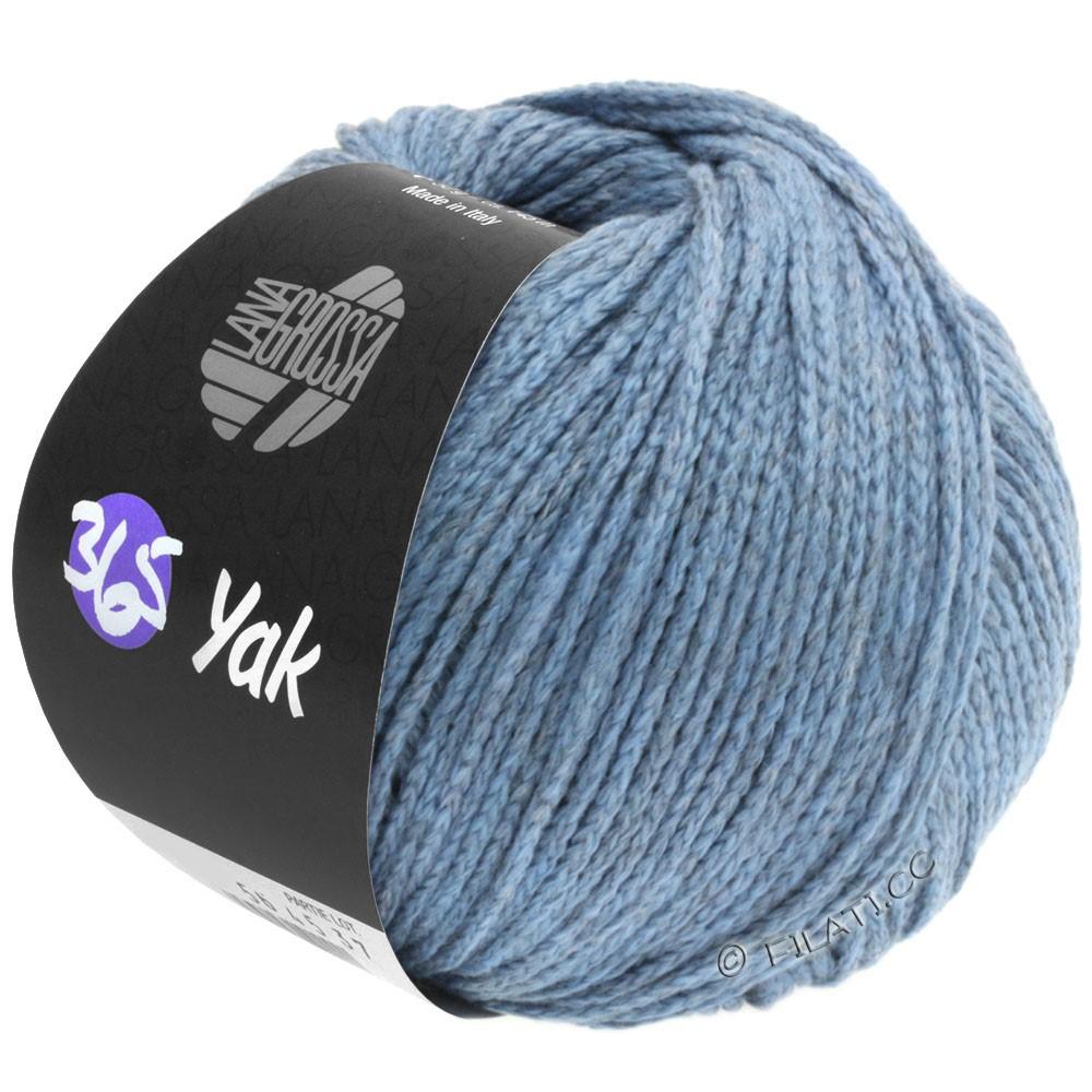 Lana Grossa 365 YAK | 10-джинс/серый