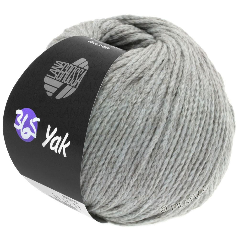 Lana Grossa 365 YAK | 11-жемчужно-серый